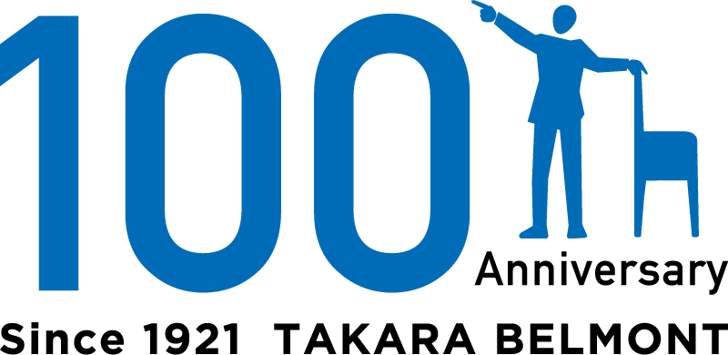 100th ANNIVERSARY タカラベルモント株式会社