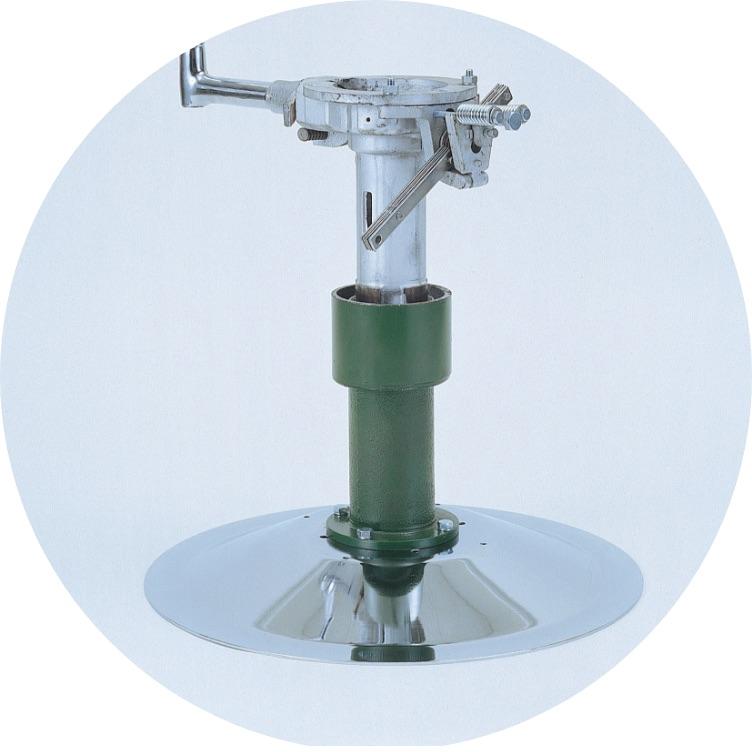 低圧電動油圧機構の技術で事業領域を拡大