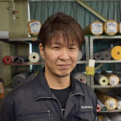 大阪工場 製造部  辨崎 進(べんざき すすむ)さんさん
