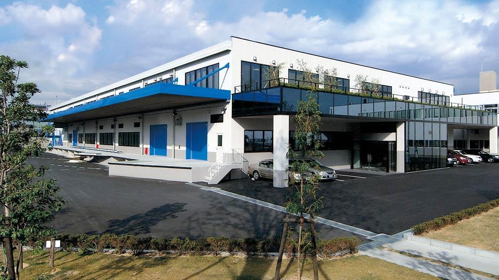 タカラベルモント 大阪工場