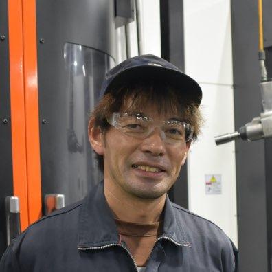 大阪工場 製造部  中 宗仙(なか むねのり)さん