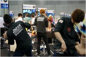 OMC(世界理容美容技術選手権大会 )公式スポンサー及びナショナルチームスポンサー
